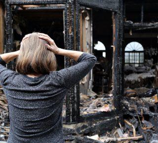 Экспертиза ущерба после пожара