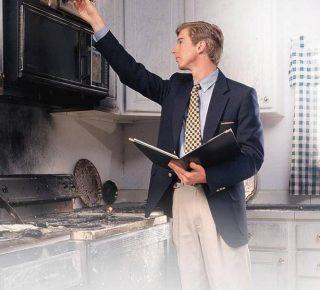Оценка ущерба от пожара квартиры или дома