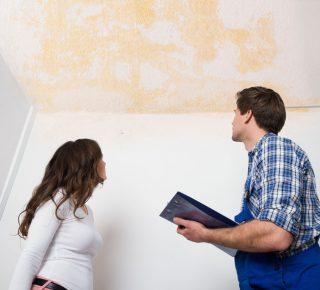 Экспертиза залива квартиры в Калининграде